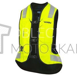 Moto Airbagová vesta Helite TURTLE 2 HI-VIS