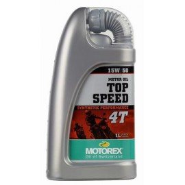 Motorex Top Speed 4T 15W50 1L
