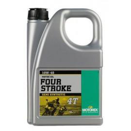 Motorex Four Stroke 4T 10W40 4L