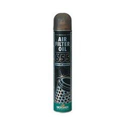 Motorex Air filter oil 655 Spray 750ml