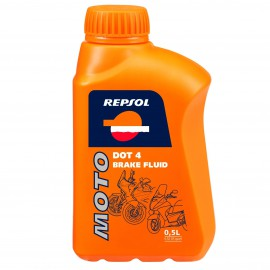 Repsol Moto Brake Fluid DOT 4 0,5 L