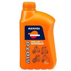 Repsol Moto Coolant antifreeze 1L