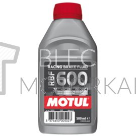 Motul Racing Brake Fluid RBF 600 0,5L