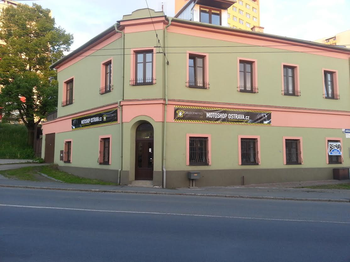 Motoshop Ostrava